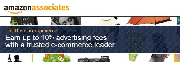 how do websites make money on amazon