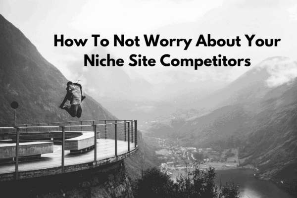 How to not worry about your seo competition