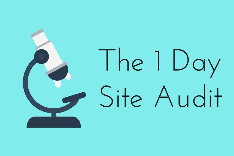 Quick SEO Audit For Affilaite Sites