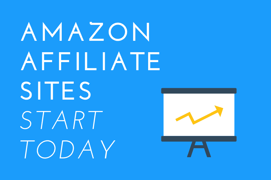 Starting with Amazon Affiliate Sites As Your First Effort