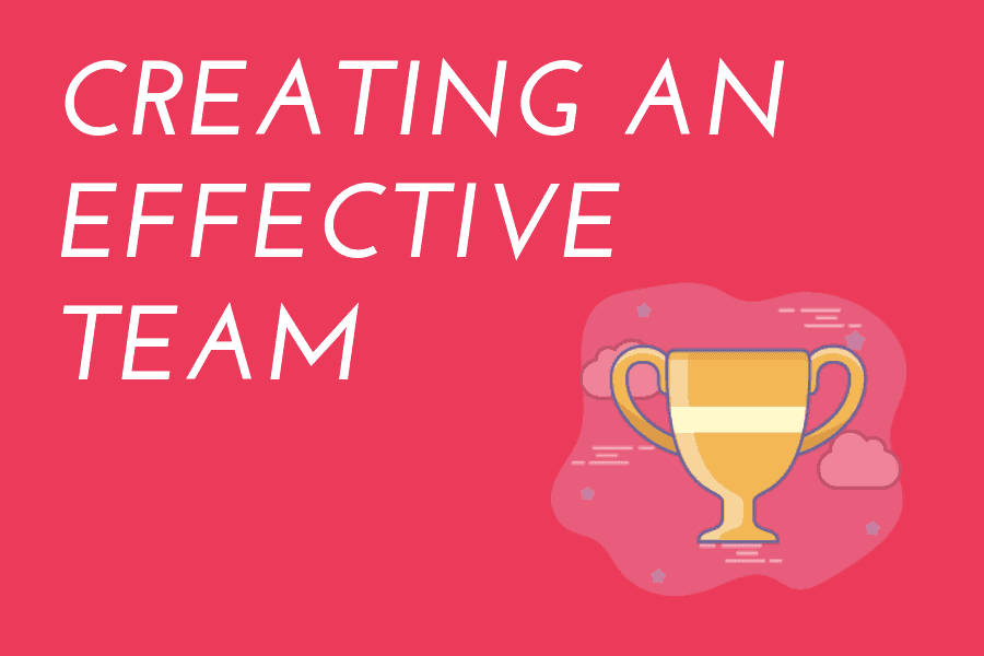 Creating an effective & scalable team