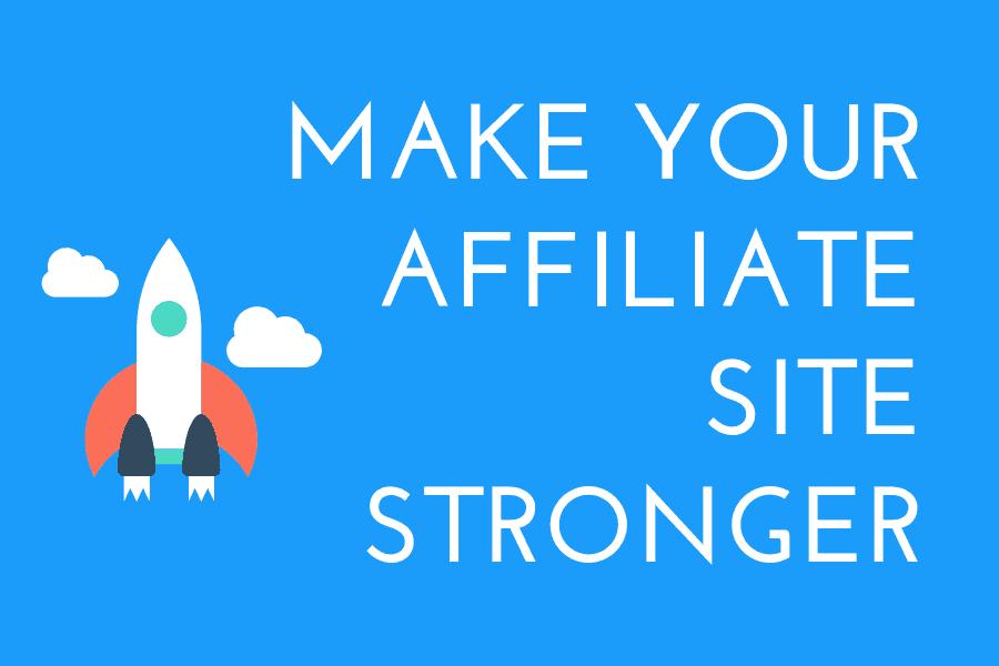 Affiliate Site Habits