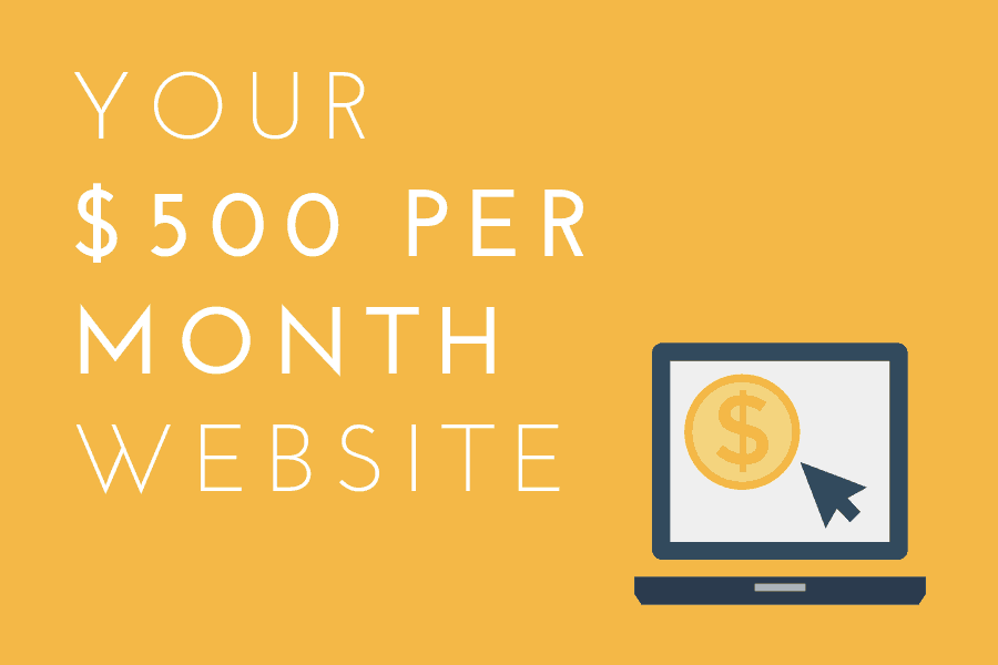 How To Make An Extra 500 Per Month Online