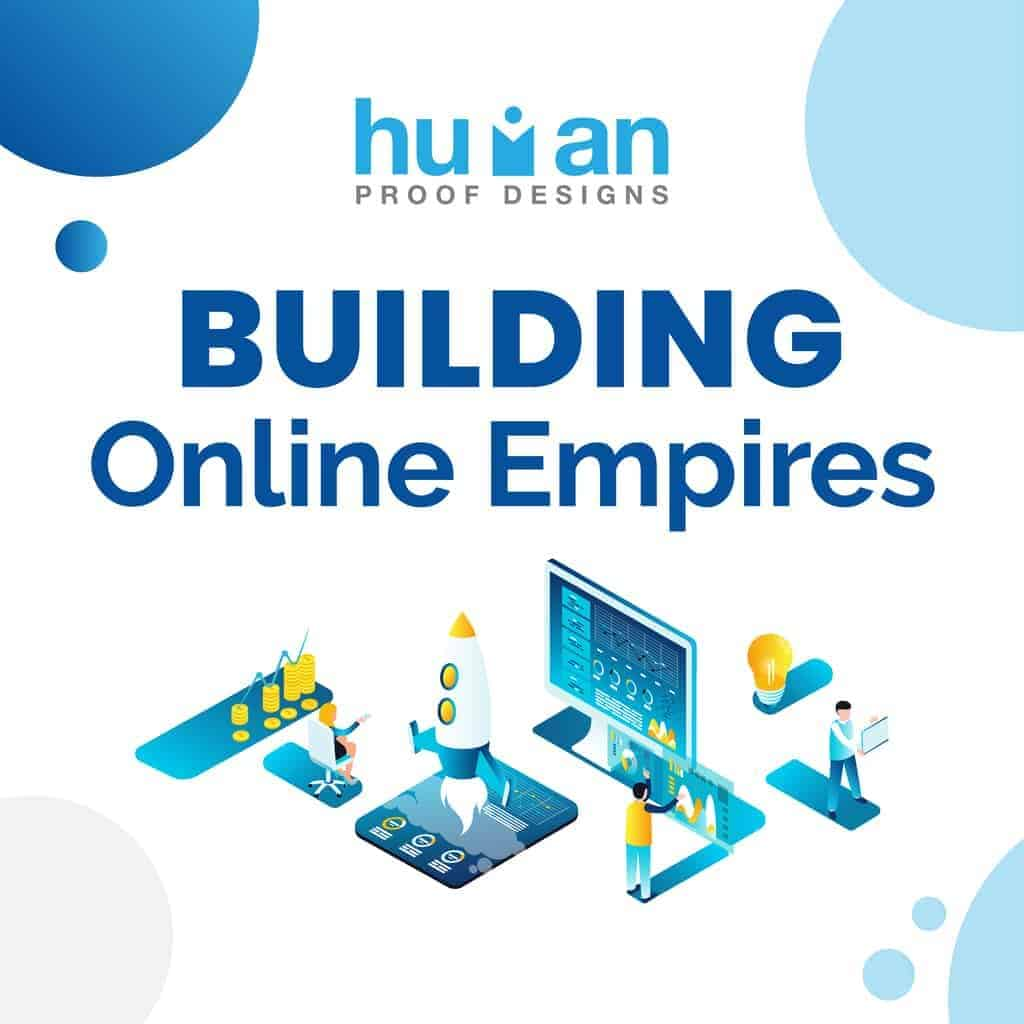 Building Online Empires podcast cover art