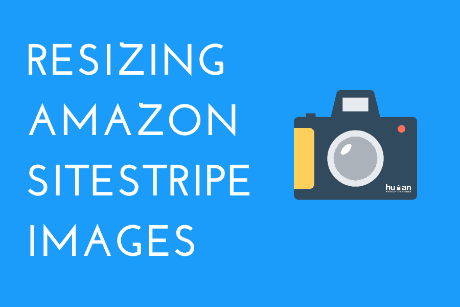 Amazon SiteStripe Images